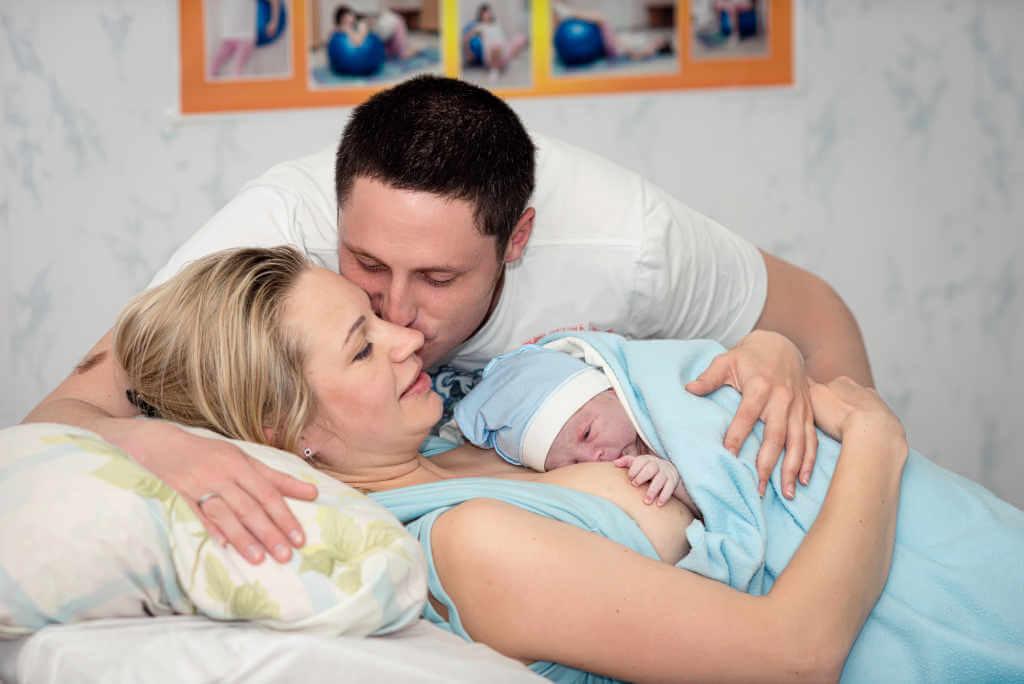 Geburt Erfahrungen